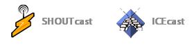 Shoutcast-Icecast